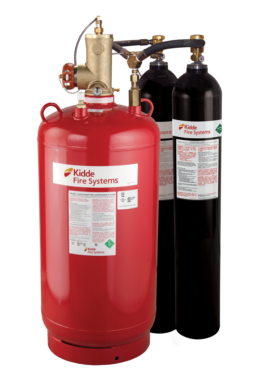 Ads Clean Agent Fire Suppression Systems Kidde Fire Systems