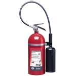 Badger Extra - Carbon Dioxide  Portable Fire Extinguishers