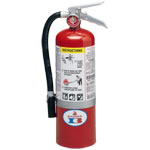 Badger Standard - Multi-Purpose (ABC) Dry Chemical Fire Portable Extinguisher