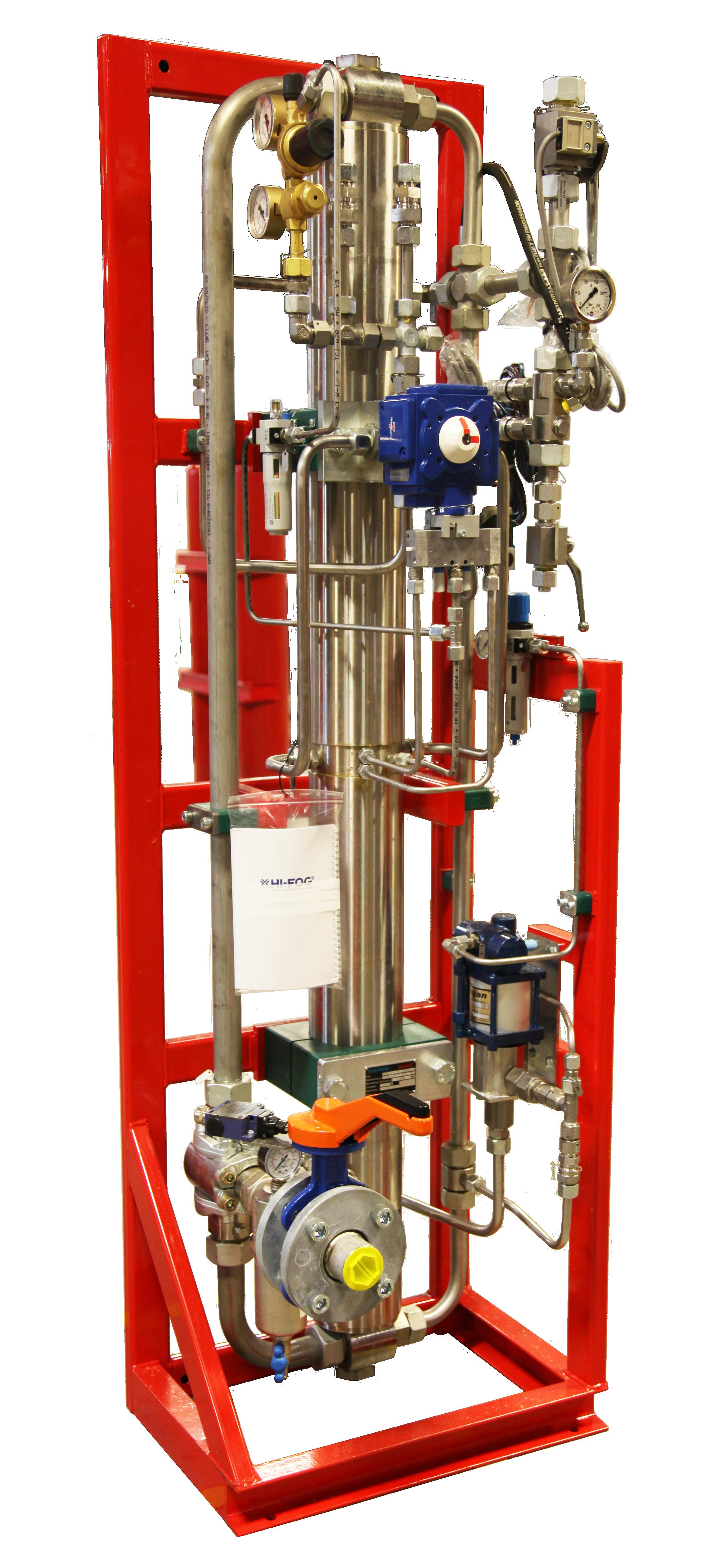 hi fog gas pump unit gpu kidde fire systems rh kidde fenwal com Honeywell Thermostat Installation Manual Vinyl Graphics Installation Guide
