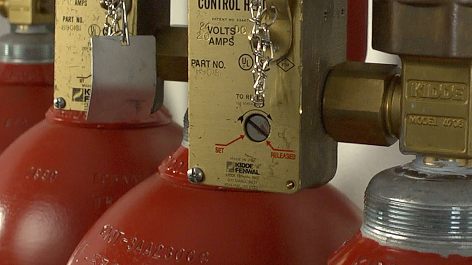 High Pressure CO2 (HP CO2) Fire System | Kidde Fire Systems