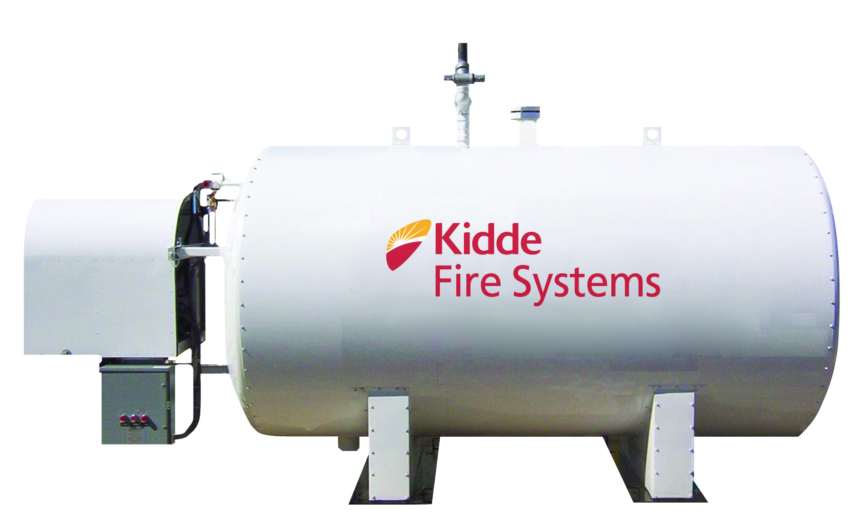 Cardox® Low-Pressure CO2 Fire System | Kidde Fire Systems
